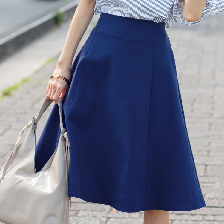 Aラインフレアースカート