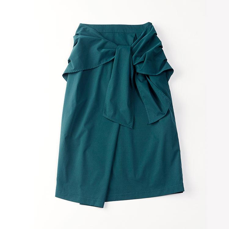 ウエストコンシャスデザインスカート