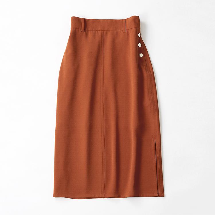 テラコッタタイトスカート
